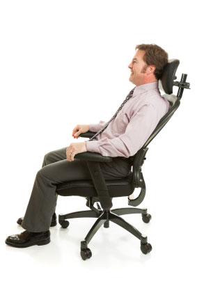 Ergonomiska kontorsmöbler