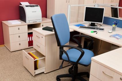 Kontorsmöbler skrivbord